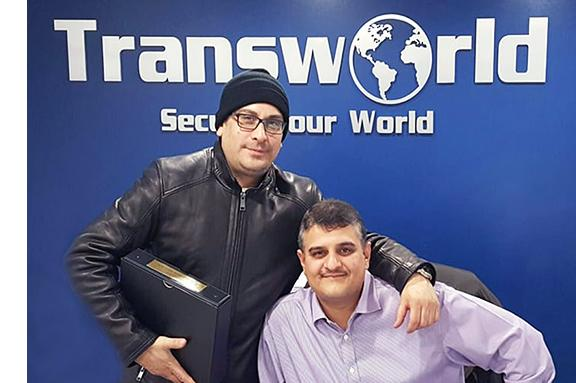 Tranworld office picture